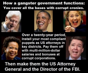 How a Gangster Government Functions