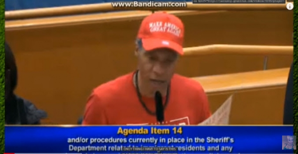 Powerful Testimony From LA Residents on Sanctuary City Proposal