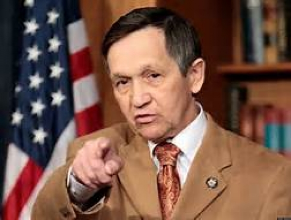 Dennis Kucinich Warns on Intelligence Community/Military Industrial Complex