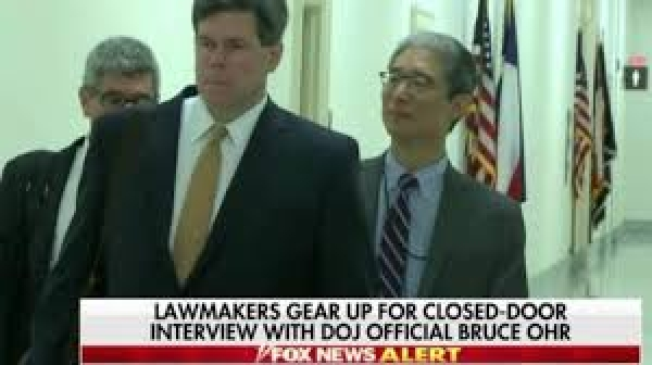 DOJ's Bruce Ohr Kept Mueller Deputy 'in the loop' About Trump Dossier