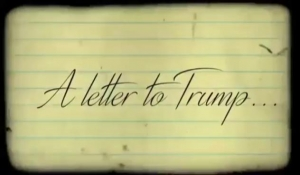 A Letter To Trump:  Awaken the Monster Vote