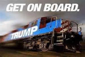Let's Meet on The Trump Train