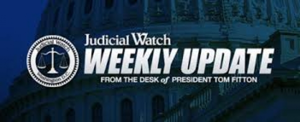 Judicial Watch: Discussing Clinton/Russia Collusion, 72K New Clinton Docs, & Purple Heart Battle