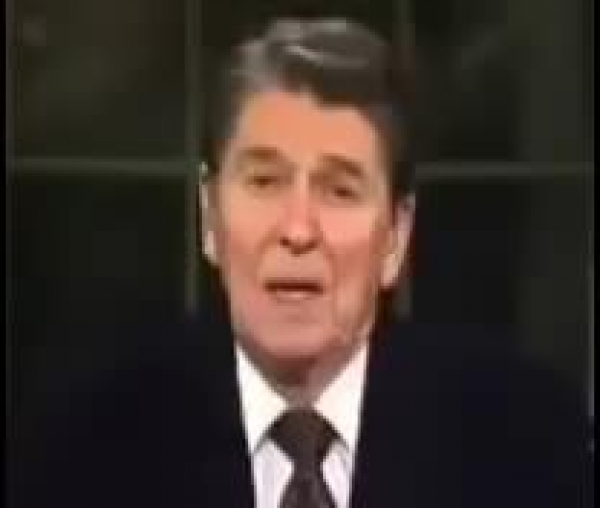 Reagan: We The People Tell The Government What To Do