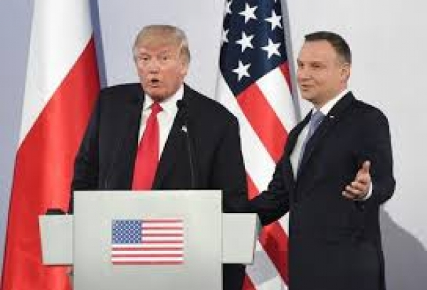 President Trump's Defining Speech in Poland