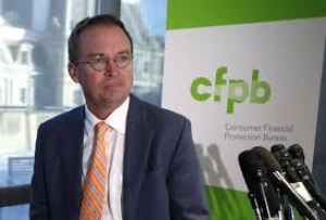 Trump's CFPB Director Begins Review of Entire Operation